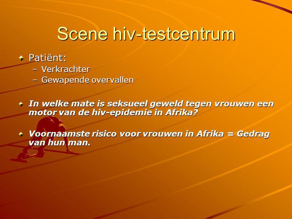 Scene hiv-testcentrum