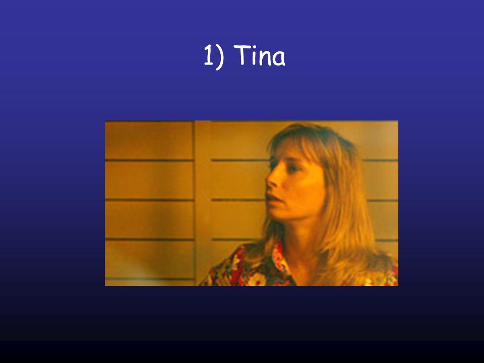 1) Tina
