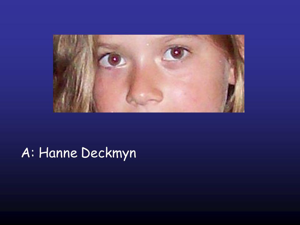 A: Hanne Deckmyn