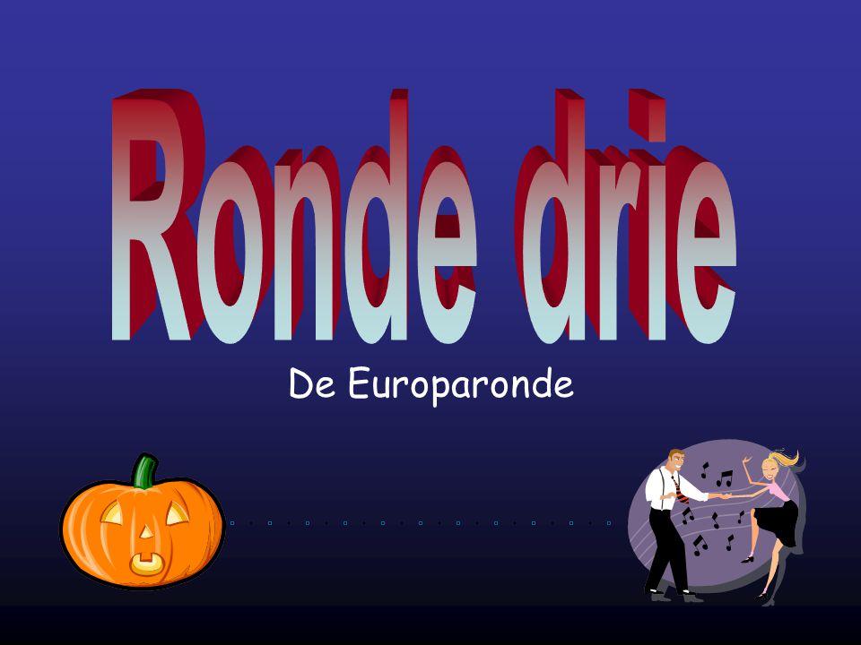 Ronde drie De Europaronde