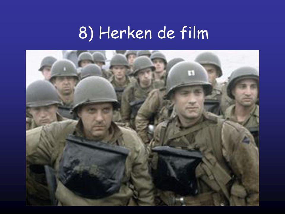 8) Herken de film