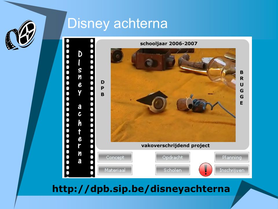 Disney achterna http://dpb.sip.be/disneyachterna