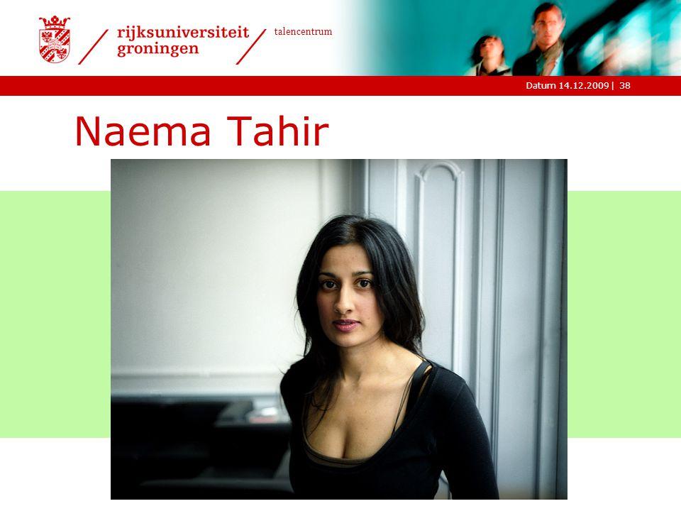 Naema Tahir