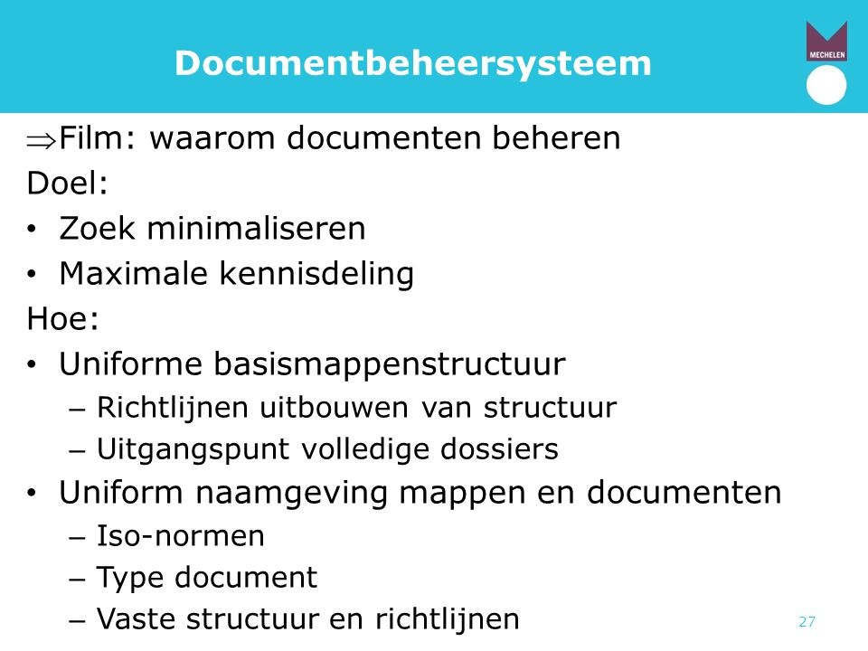 Documentbeheersysteem