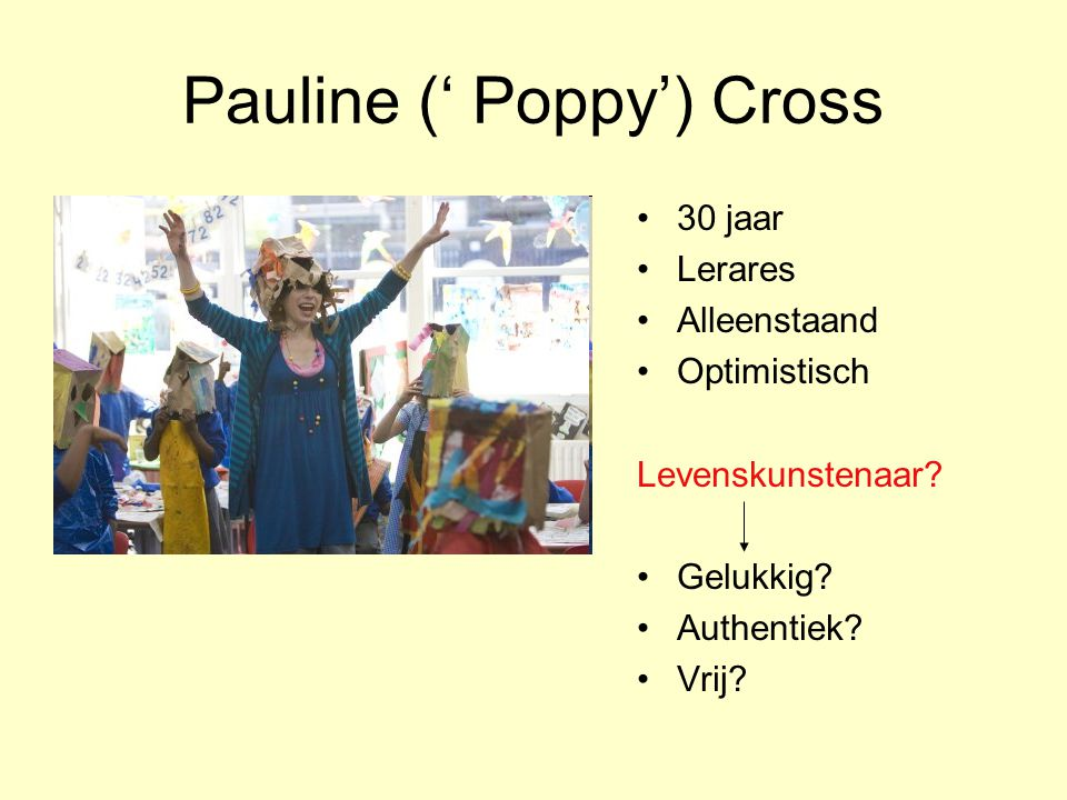 Pauline (' Poppy') Cross