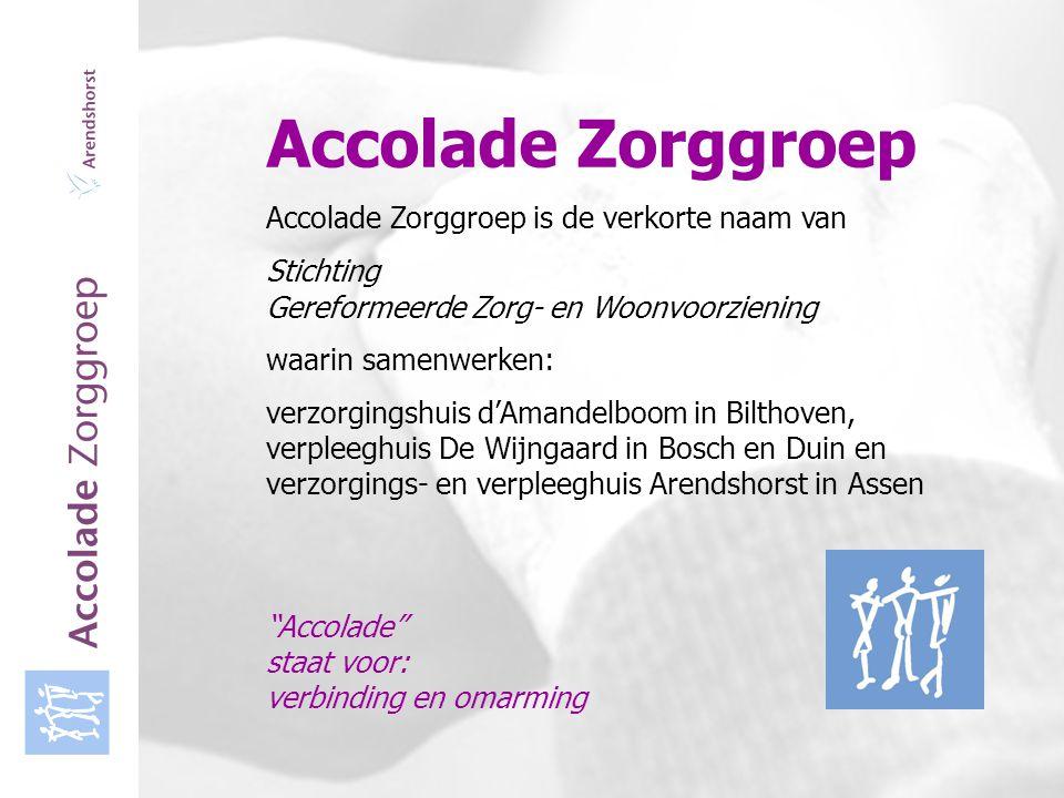 Accolade Zorggroep Accolade Zorggroep