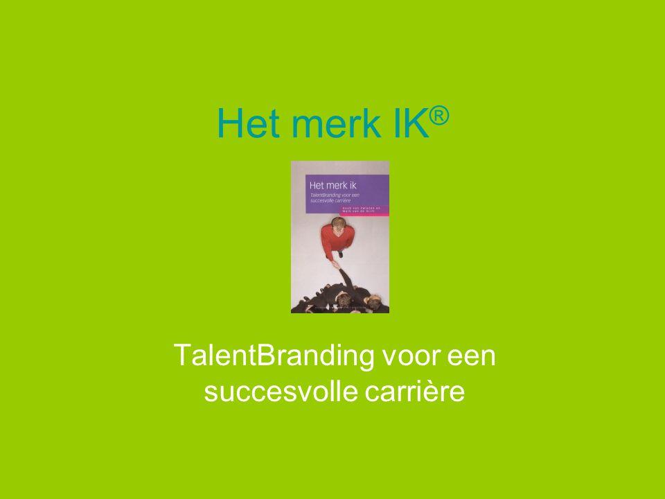 TalentBranding voor een succesvolle carrière
