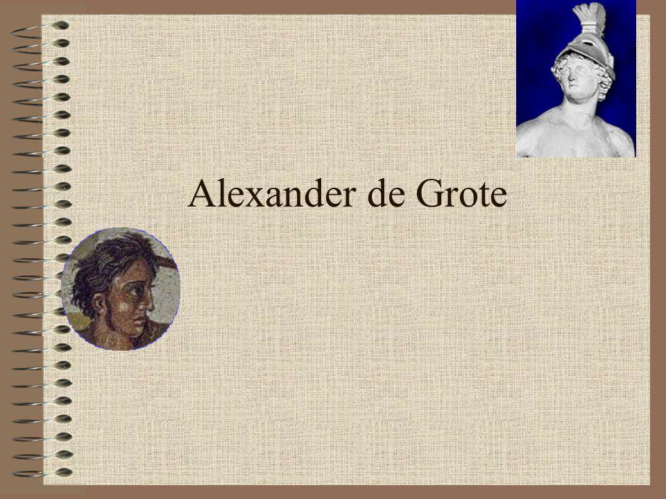 Alexander de Grote Beeld louvre