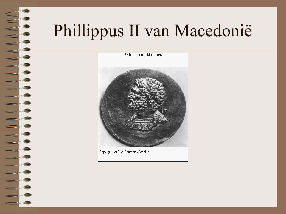 Phillippus II van Macedonië