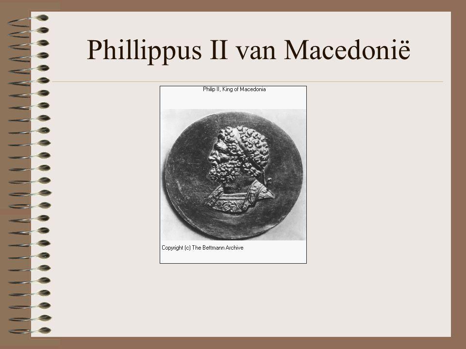 Phillippus II van Macedonië