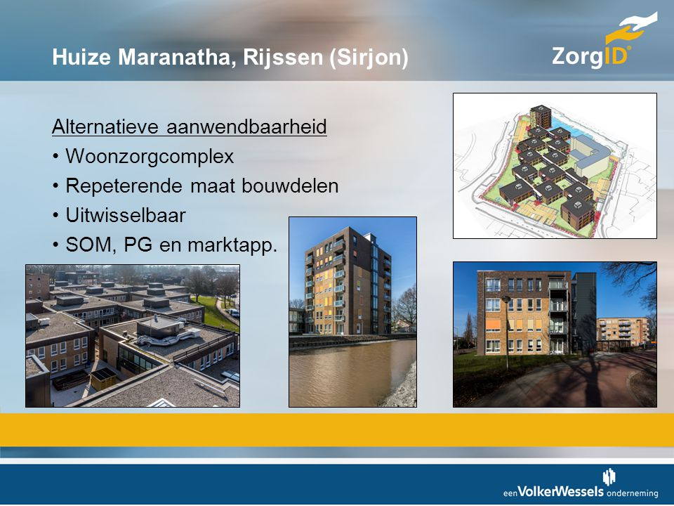 Huize Maranatha, Rijssen (Sirjon)