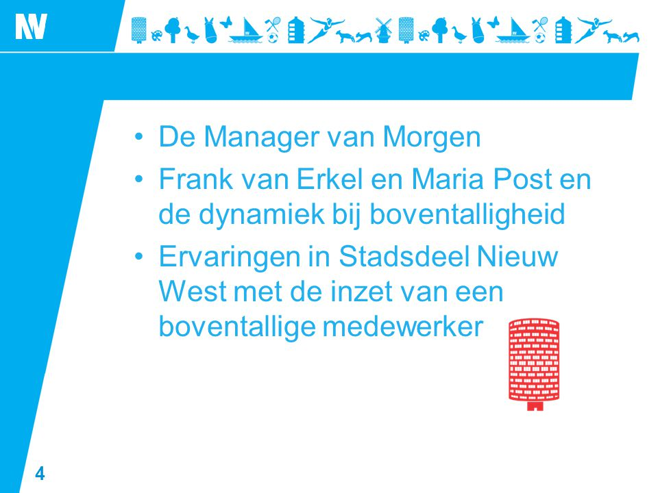 Frank van Erkel en Maria Post en de dynamiek bij boventalligheid