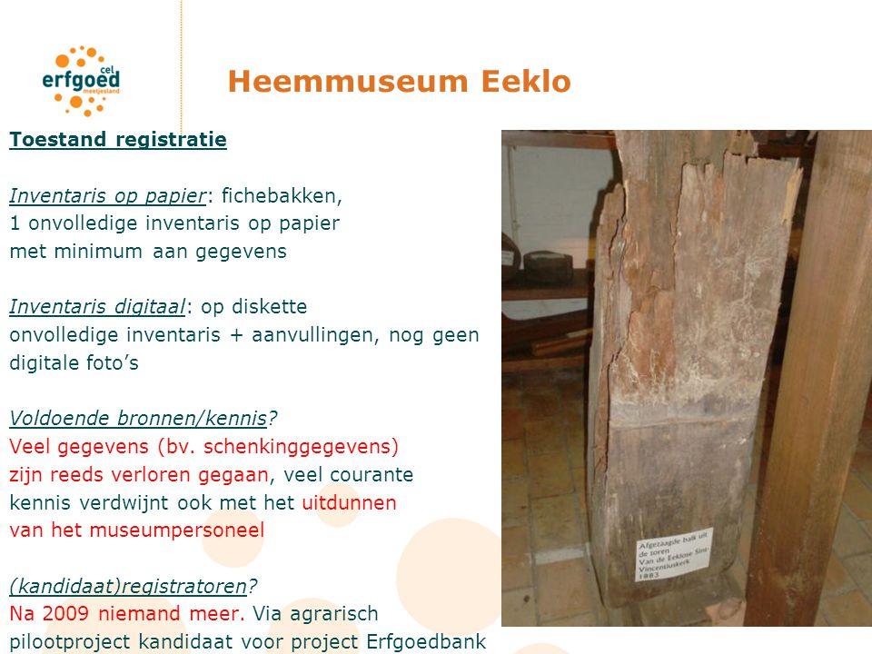 Heemmuseum Eeklo