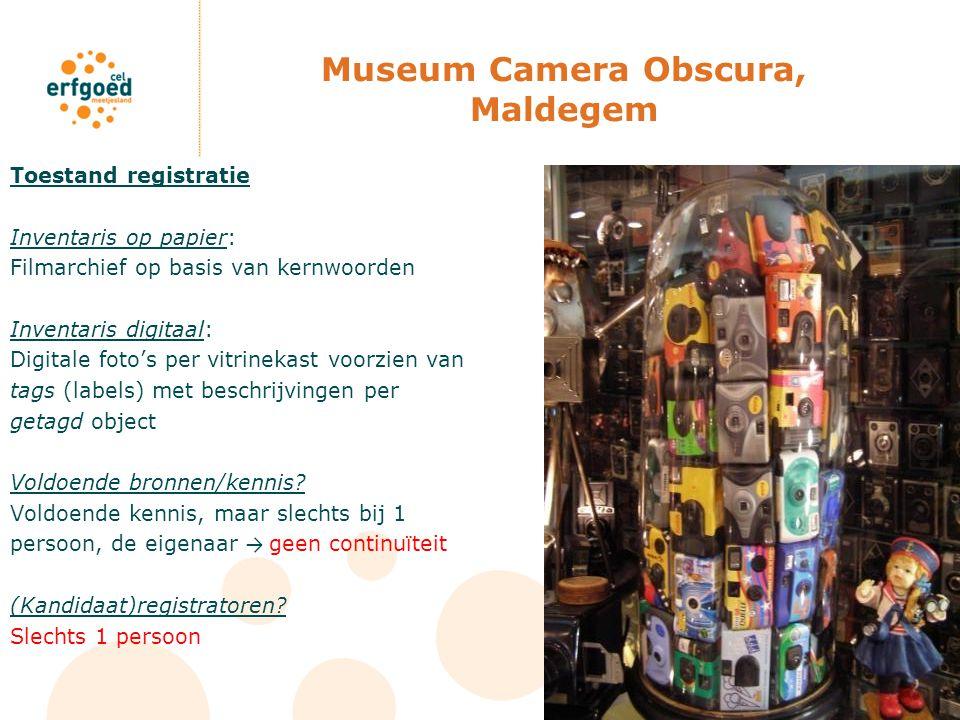 Museum Camera Obscura, Maldegem