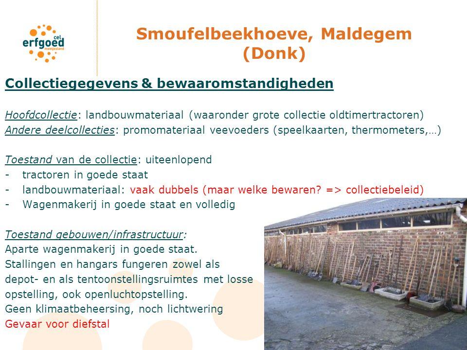 Smoufelbeekhoeve, Maldegem (Donk)