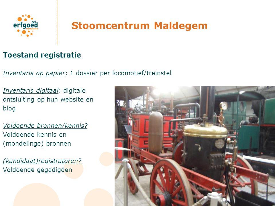 Stoomcentrum Maldegem