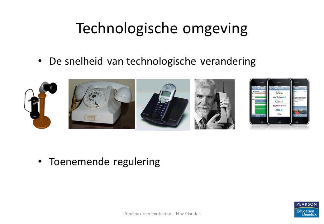 Technologische omgeving