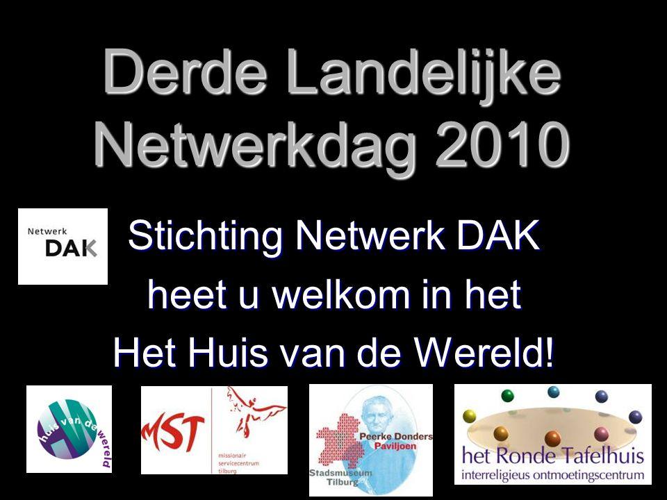 Derde Landelijke Netwerkdag 2010