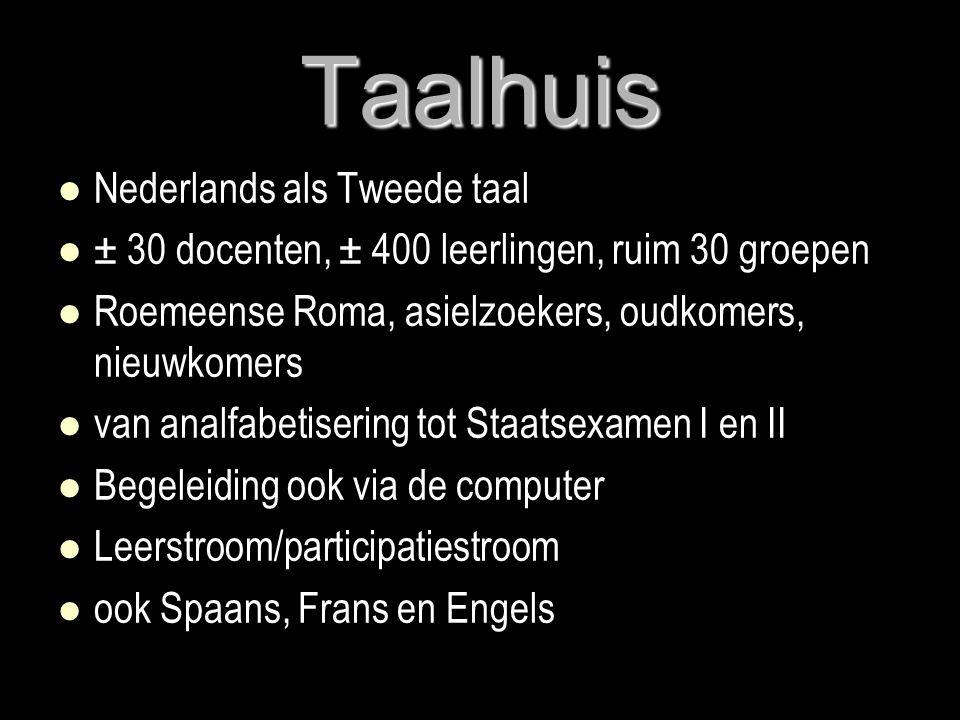 Taalhuis Nederlands als Tweede taal