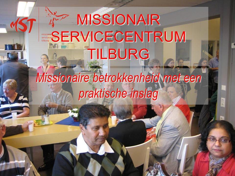 MISSIONAIR SERVICECENTRUM TILBURG