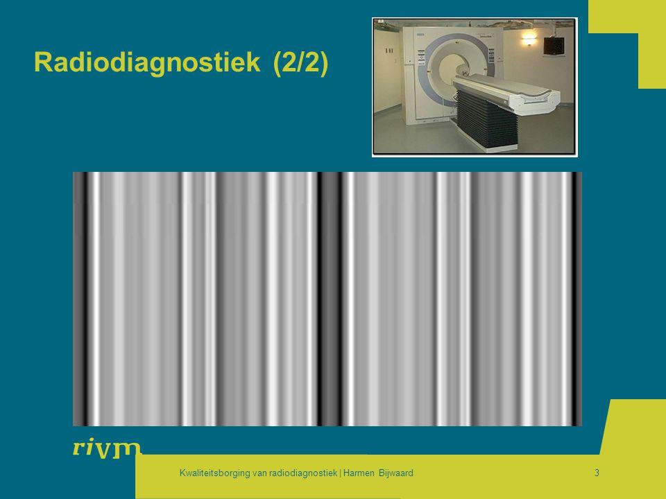 Radiodiagnostiek (2/2)
