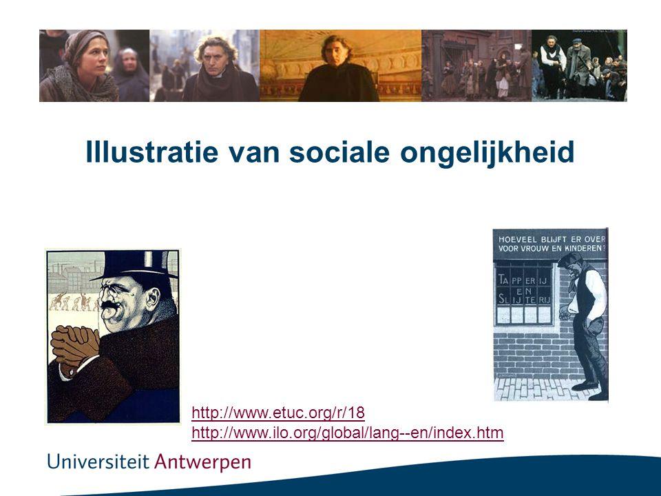 Om enig idee te krijgen omtrent het 'ontstaan' van een georganiseerde arbeidersbeweging binnen het kapitalisme, bekijk de fragmenten van de Vlaamse film Daens. Zij geven de sfeer en wantoestanden uit die periode weer!