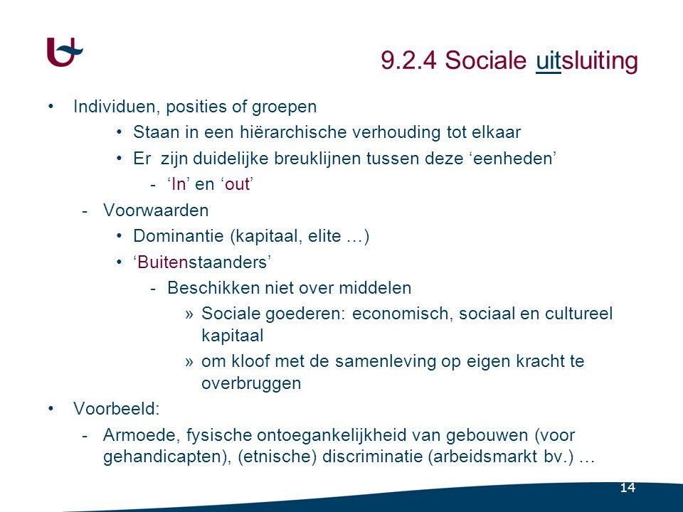 Sociologische realiteit