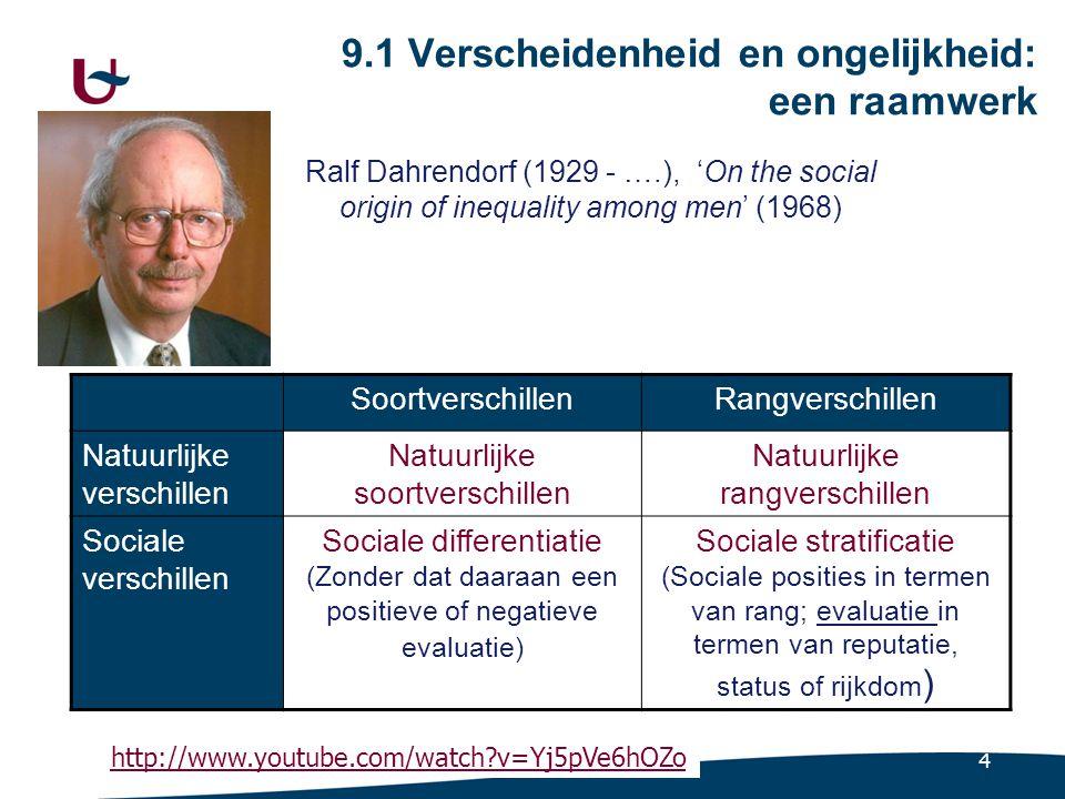 Sociologen Focus op sociale ongelijkheid