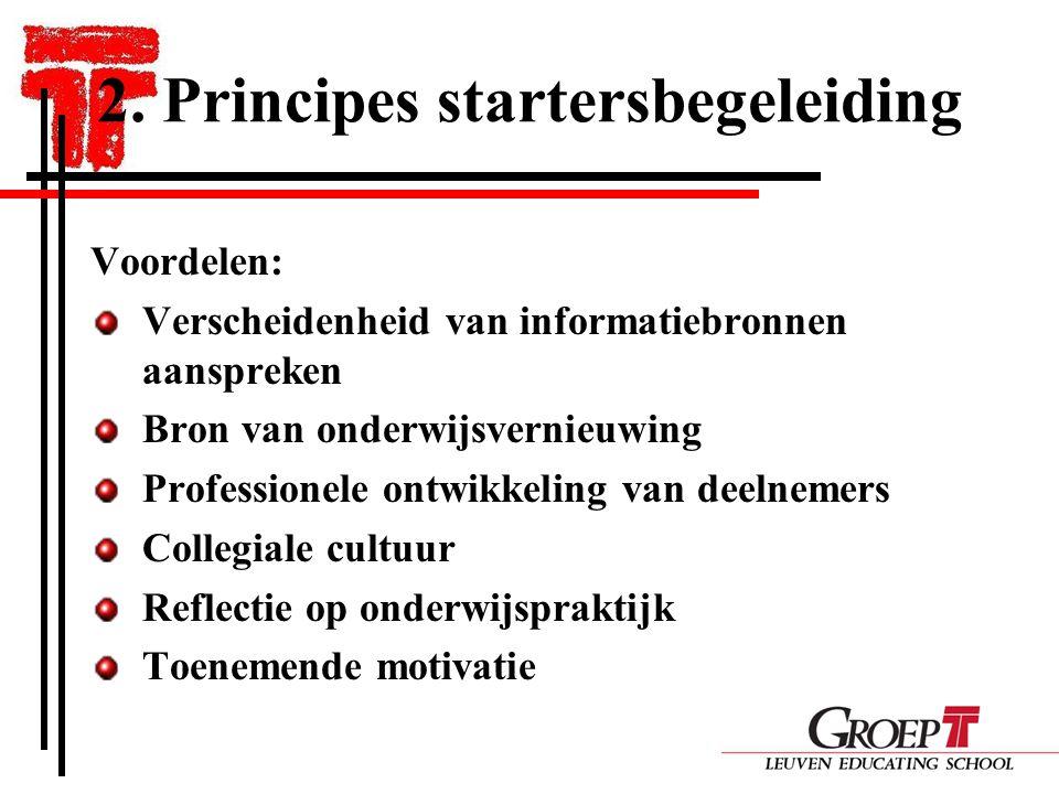 2. Principes startersbegeleiding