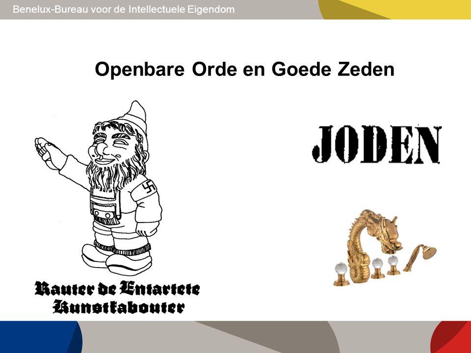 Openbare Orde en Goede Zeden