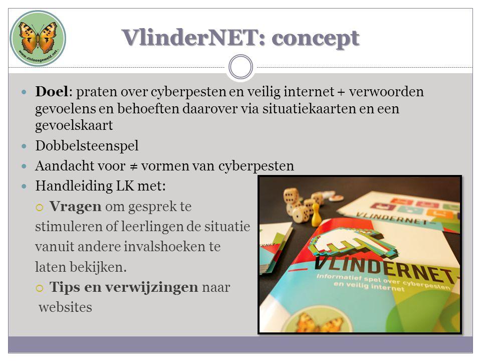 VlinderNET: concept