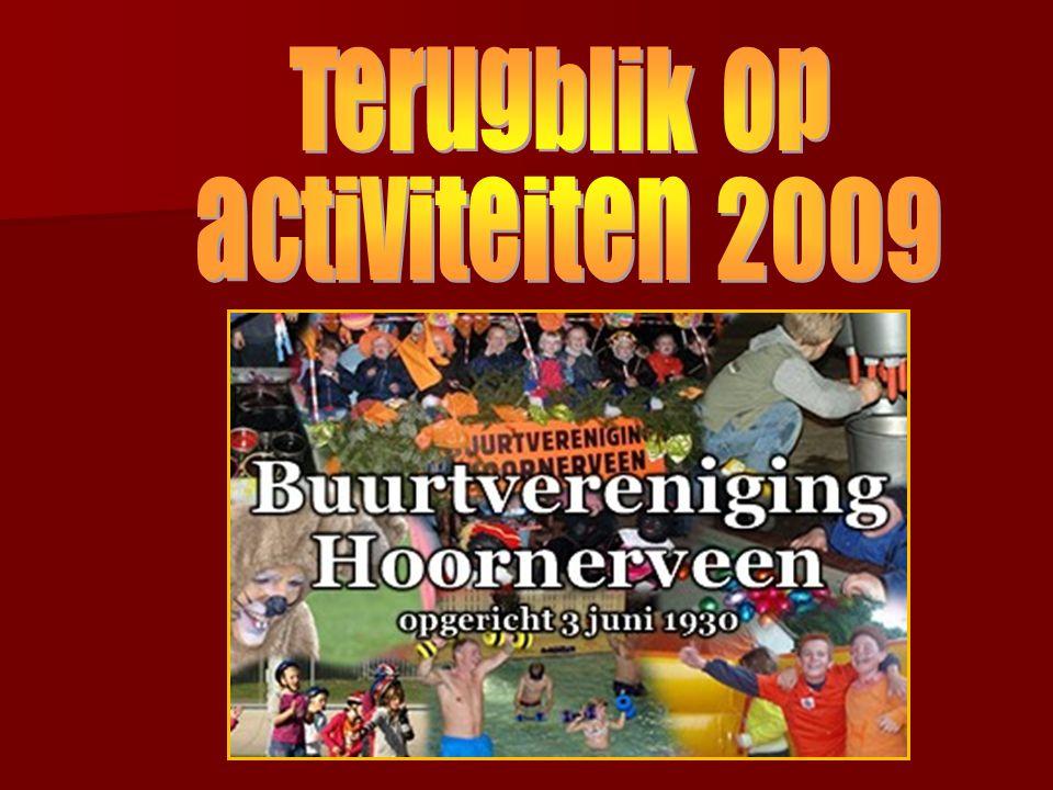 Terugblik op activiteiten 2009