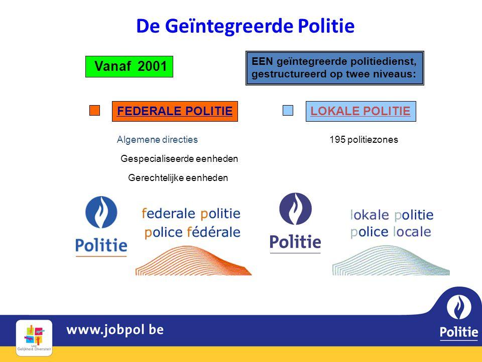 De Geïntegreerde Politie