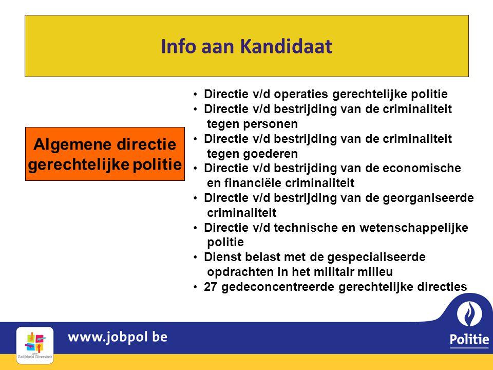 Algemene directie gerechtelijke politie