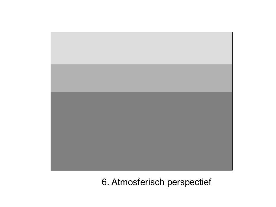 6. Atmosferisch perspectief