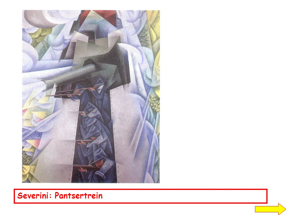 Severini: Pantsertrein