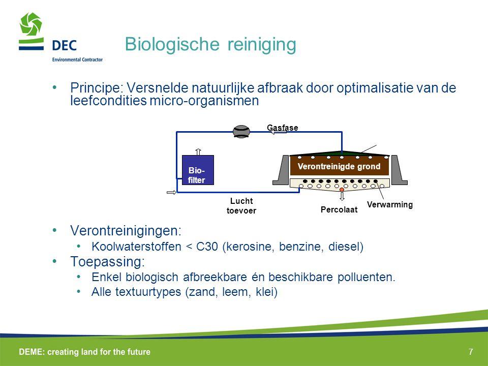 Biologische reiniging