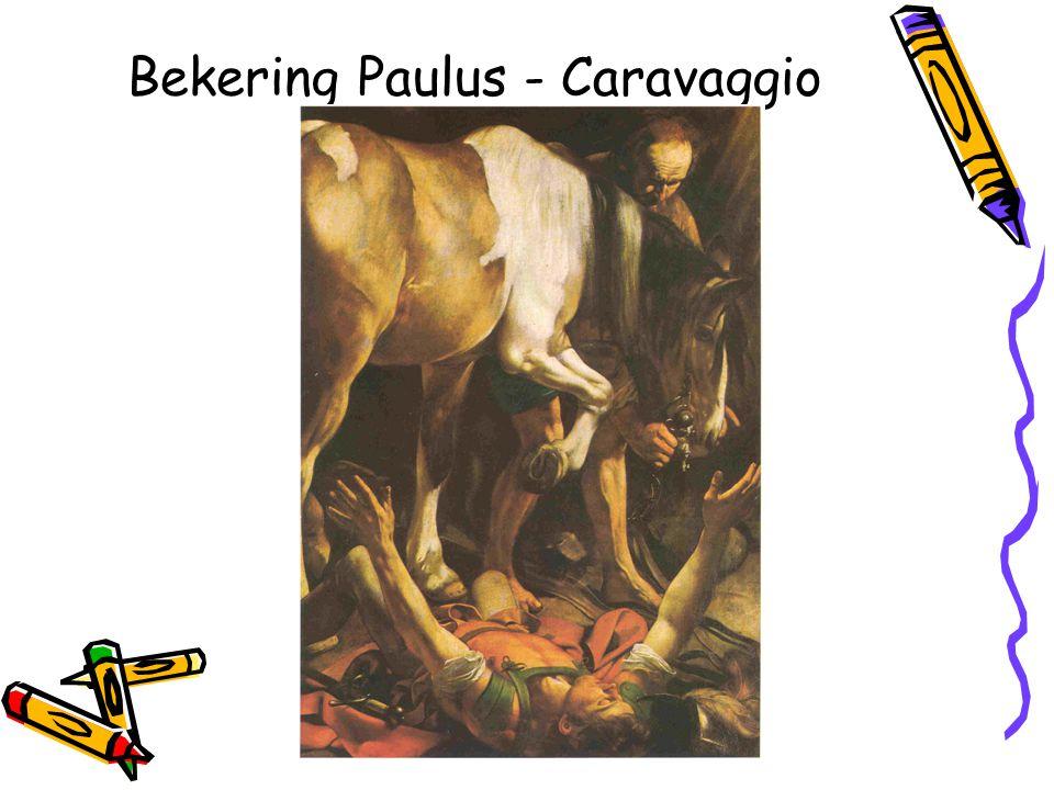 Bekering Paulus - Caravaggio