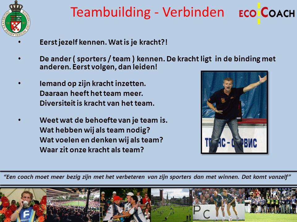Teambuilding - Verbinden