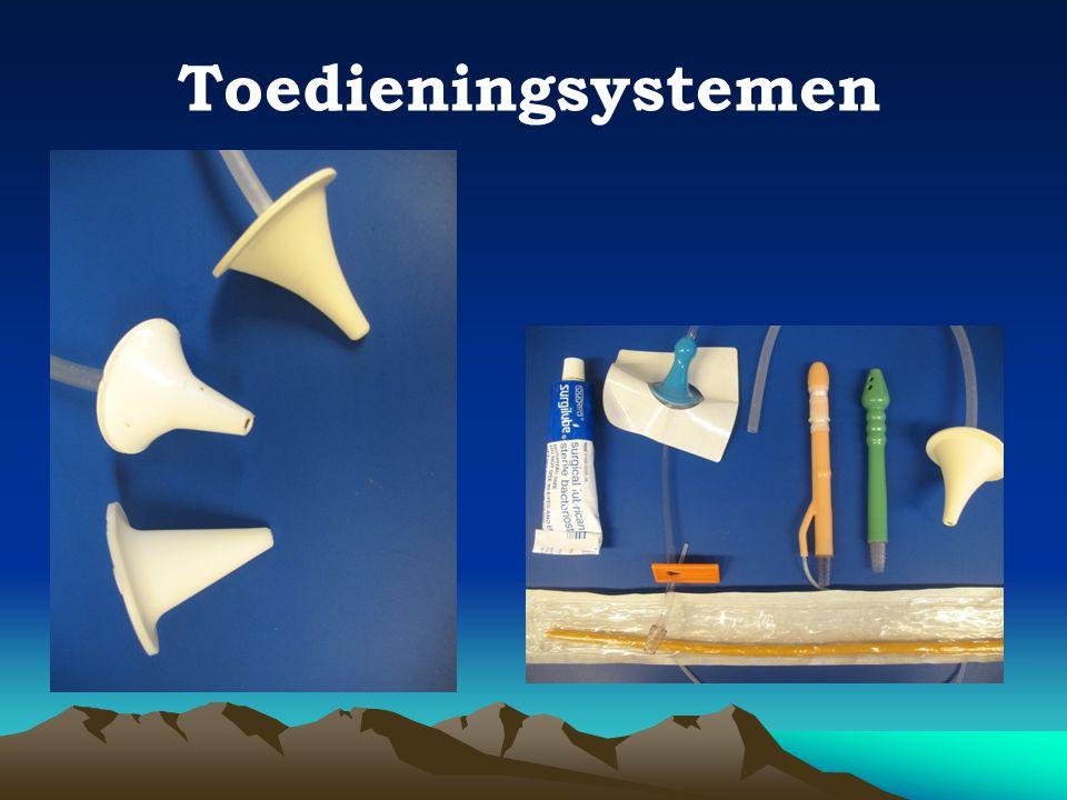 Toedieningsystemen T