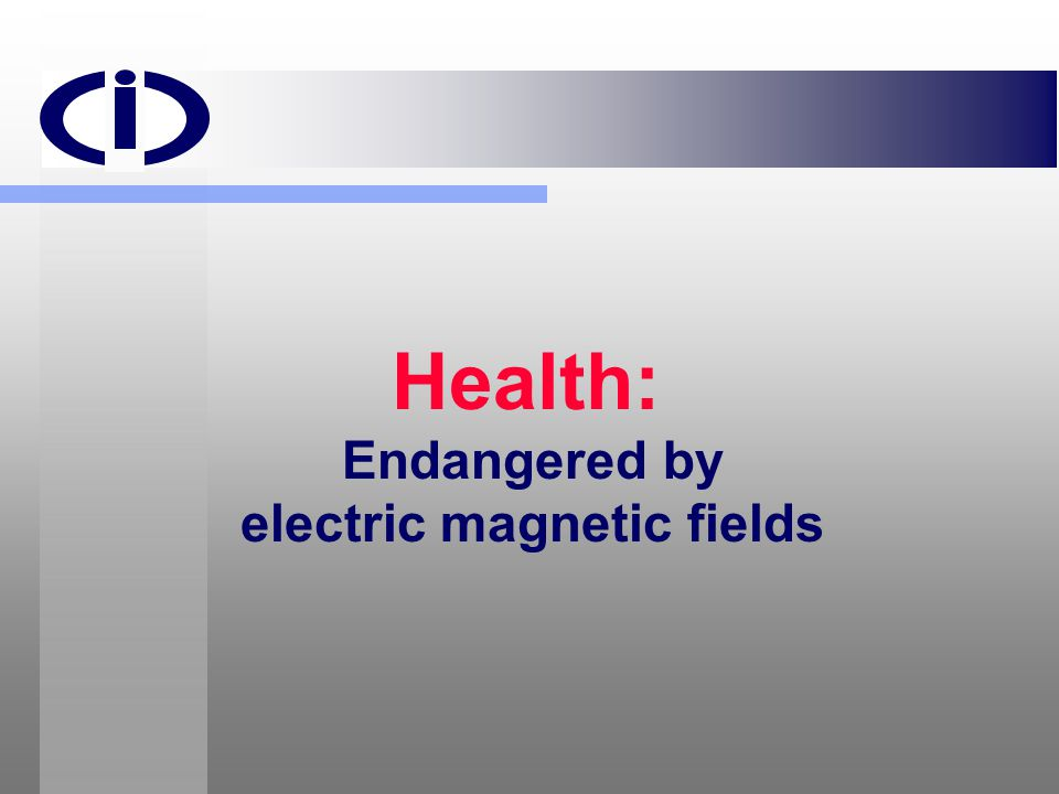 electric magnetic fields