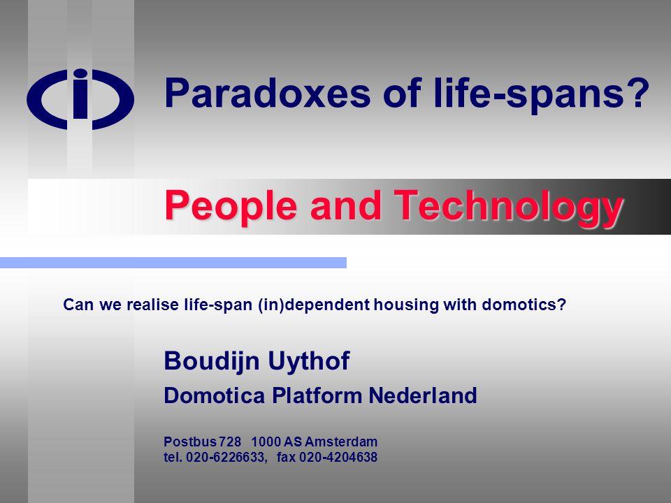 Boudijn Uythof Domotica Platform Nederland