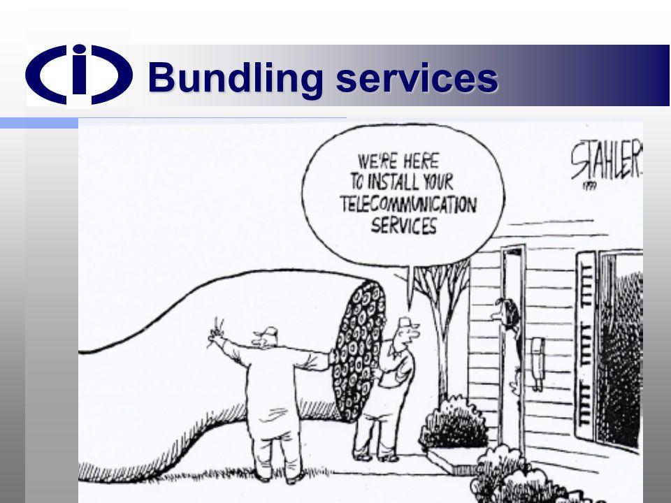 Bundling services