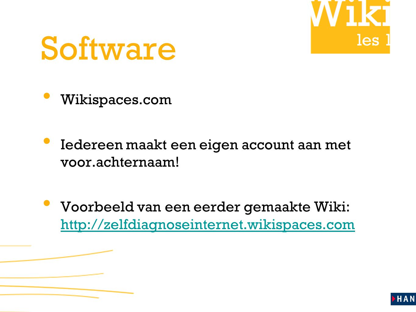 Software Wikispaces.com