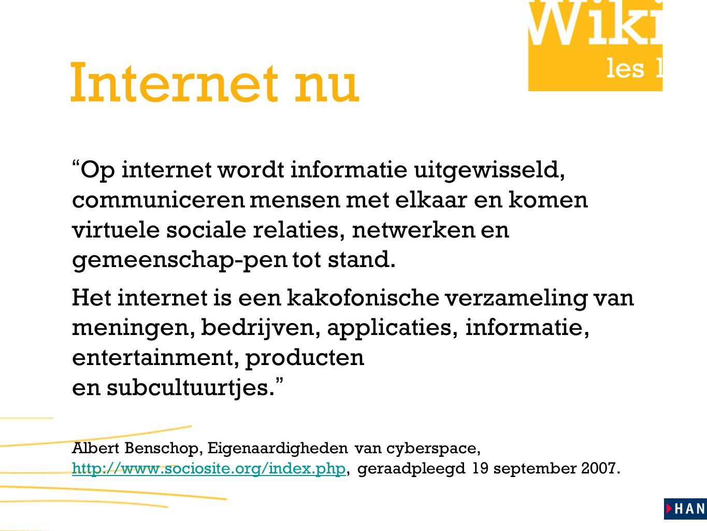 Internet nu