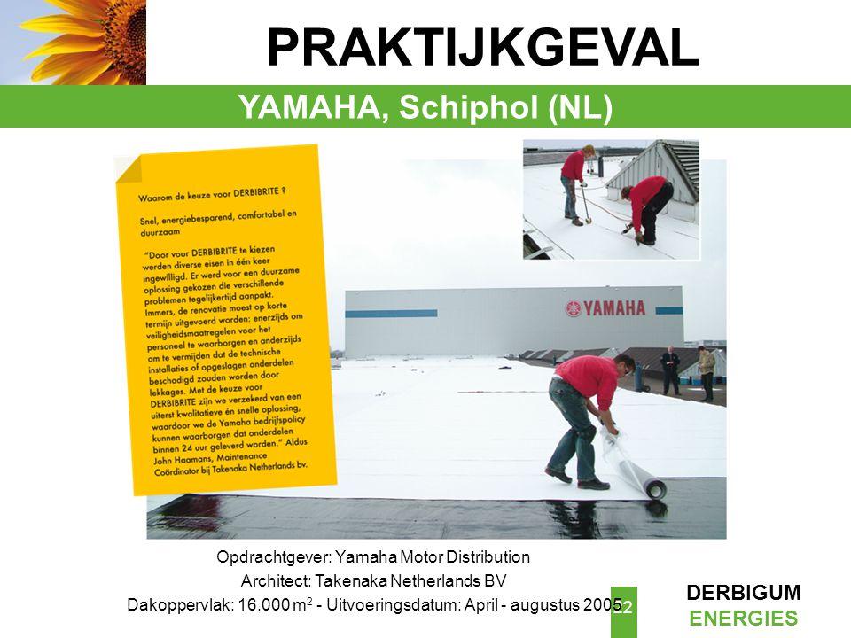 PRAKTIJKGEVAL YAMAHA, Schiphol (NL)