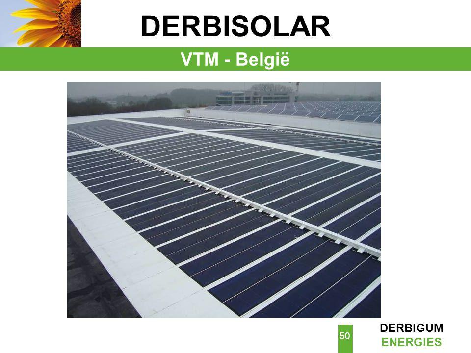 DERBISOLAR VTM - België
