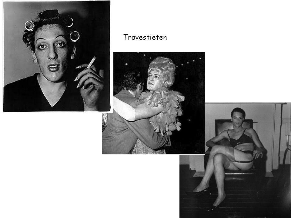 Travestieten