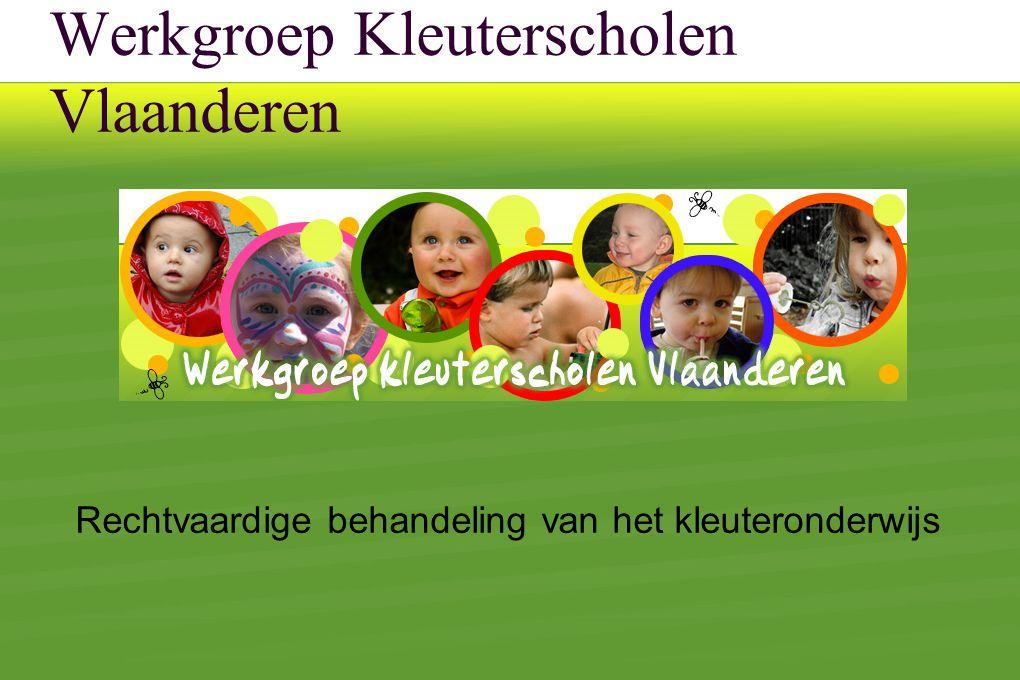 Werkgroep Kleuterscholen Vlaanderen