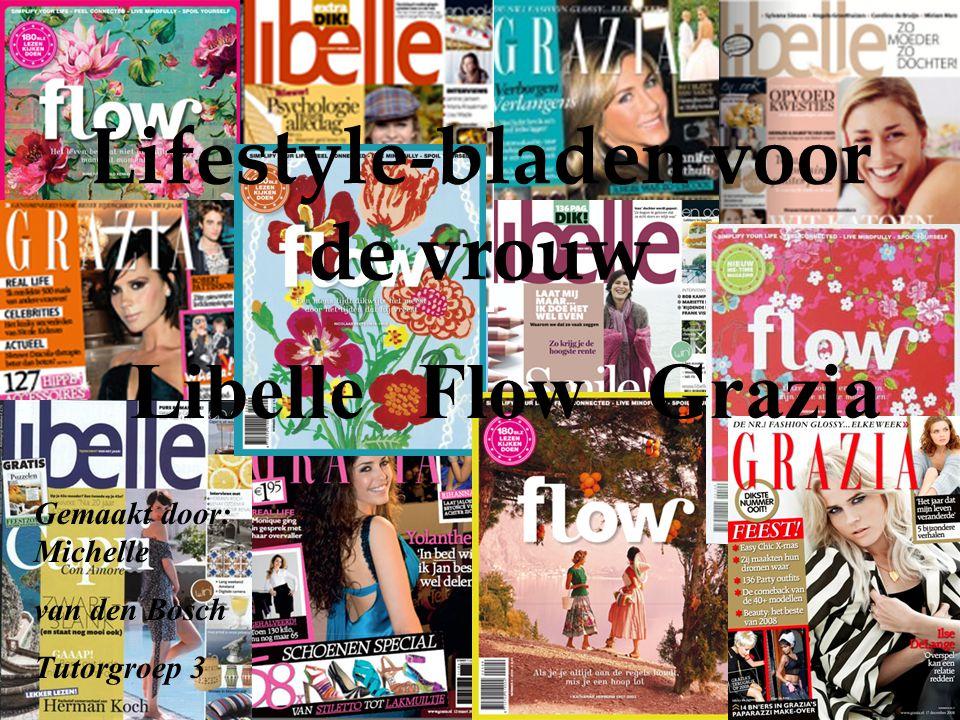 Lifestyle-bladen voor de vrouw